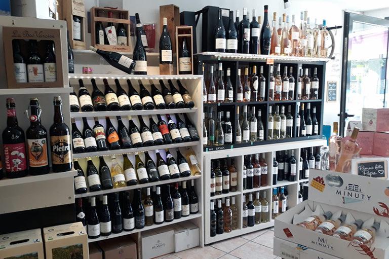 caviste vins et spiritueux dans le VAR